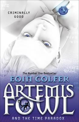 Artmeis Fowl and The Time Paradox – Book 6