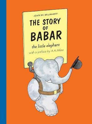 Jean de Brunhoff | The Story of Babar | 9781405238182 | Daunt Books