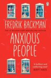 Fredrik Backman   Anxious People   9781405930253   Daunt Books