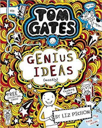 Tom Gates 4: Genius Ideas (mostly)