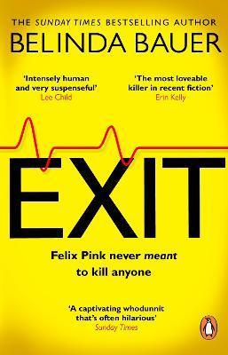 Belinda Bauer | Exit | 9781784164133 | Daunt Books