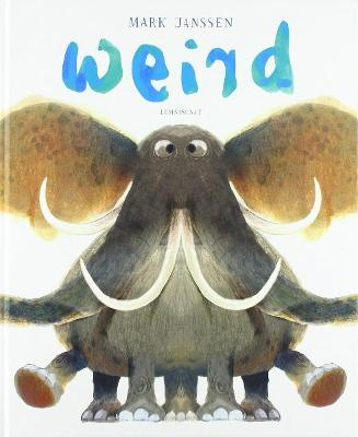 Mark Janssen | Weird | 9781788070539 | Daunt Books