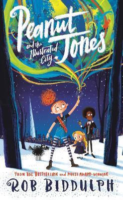 Peanut Jones and The Illustrated City